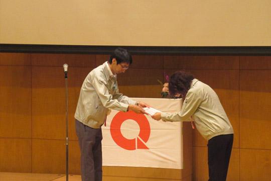 社内QC大会の様子 3